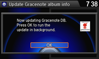 Gracenote® Install Step 4