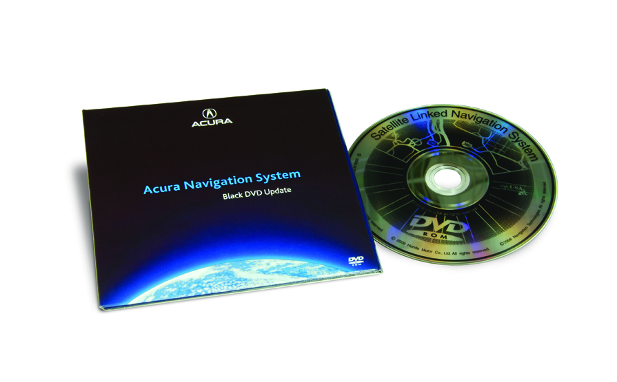 2013 Black DVD Map Update v2.A0 product photo